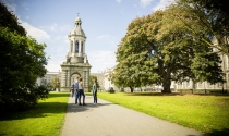 4. Courtyard Trinity College Dublin