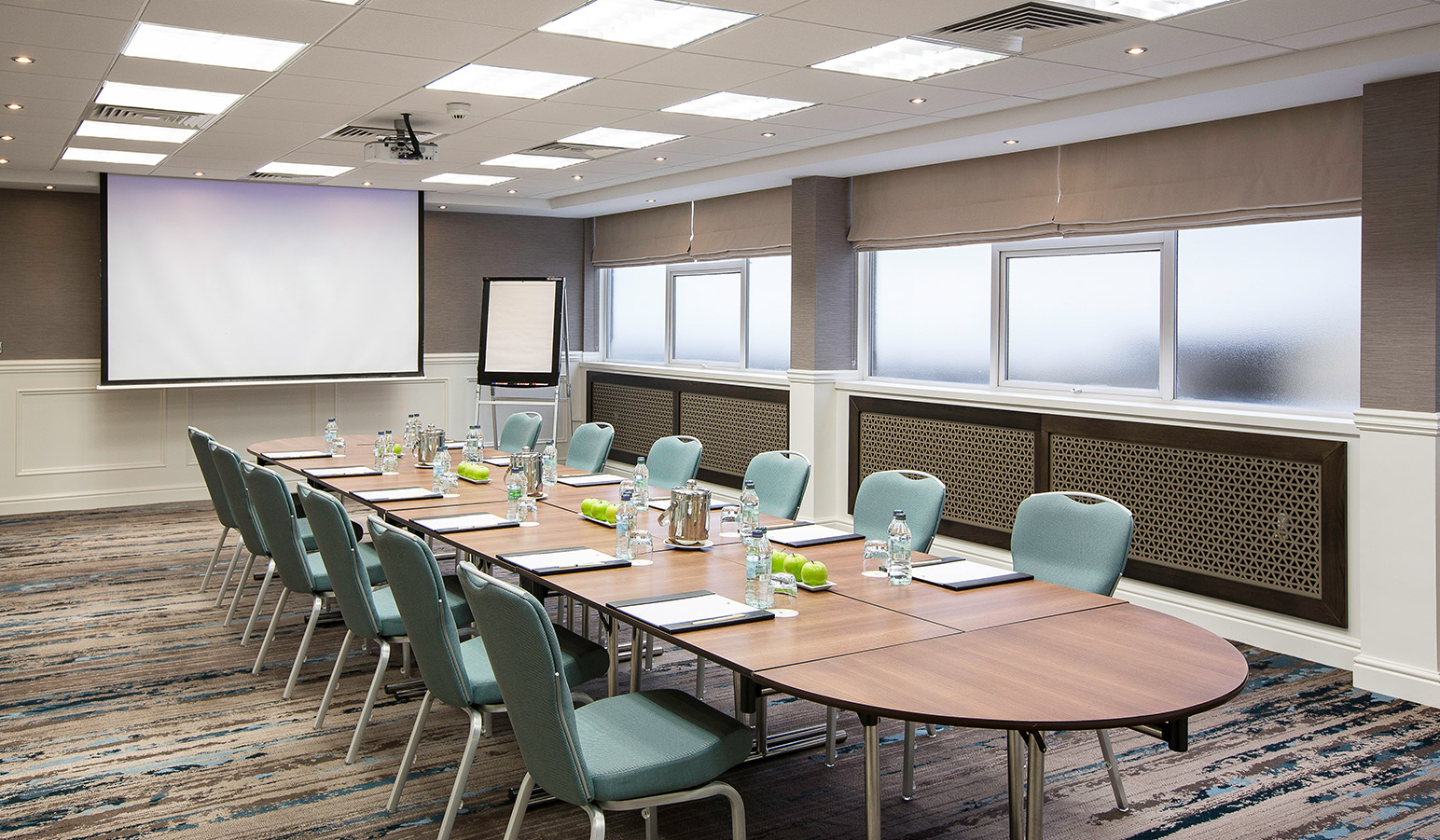 7. boardroom meeting Clayton Hotel Burlington Road
