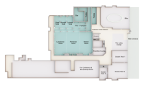 Clayton Conference Hotel Burlington Ground Floor Plans