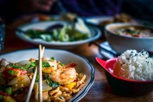 Baan thai restaurant near clayton hotels