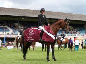 horse show clayton ballsbridge