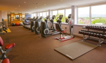 Gym-Clayton-Hotel